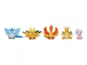 Pokémon Fit - Pelúcias