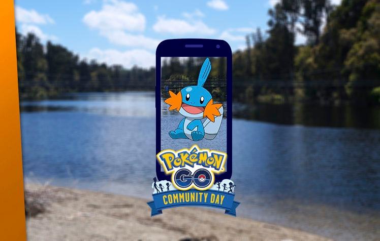Pokémon GO: Dia Comunitário de Julho