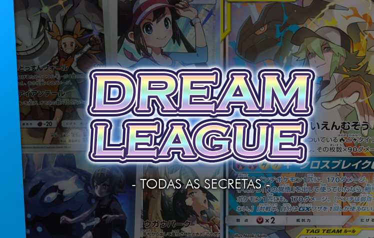 Todas as Secretas da SM11b 'Dream League'