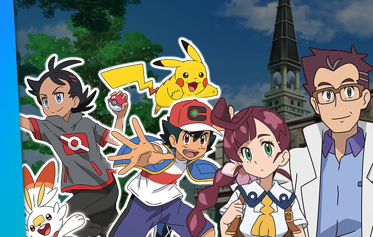 Novos personagens divulgados para a nova temporada do anime