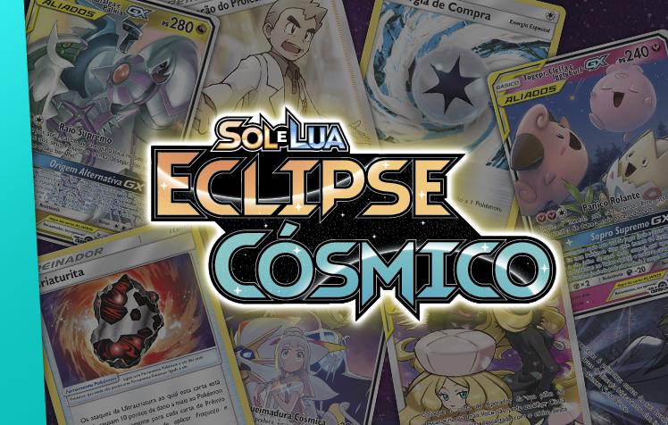 Lista completa da SM12 – Eclipse Cósmico