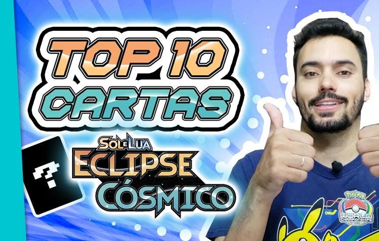 Top 10 Cartas da SM12 Eclipse Cósmico