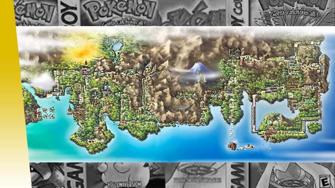 E se Pokémon tivesse acabado na 2ª Geração?